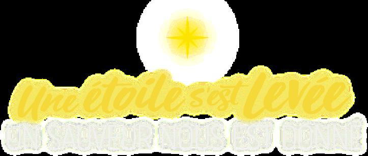 Une étoile s'est levée, un sauveur nous est donné